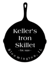 Kellers Iron Skillet and Catering Logo